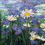 Daisies In Action