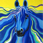 Blue Arabian