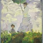 Mrs. Monet (Reproduction)